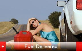 We deliver fuel to you if you ever become stranded on the road.