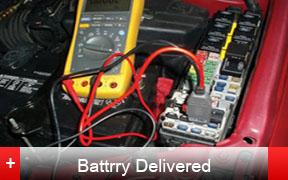 Our technicians can check your battery and install a new one for you if this is necessary.